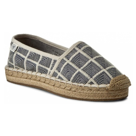 Espadryle MARC O'POLO - 703 13963801 612 White/Blue 103