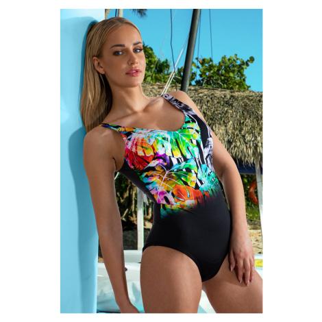Jednoczęściowy damski kostium kąpielowy Miriam Aquarilla