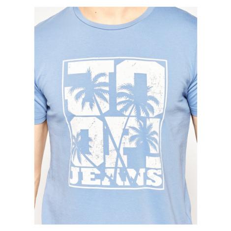 Joop! Jeans T-Shirt 15 JJJ-31Ayko 30019680 Niebieski Regular Fit