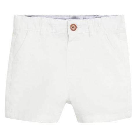 MANGO KIDS Spodnie 'Berchi 6' biały