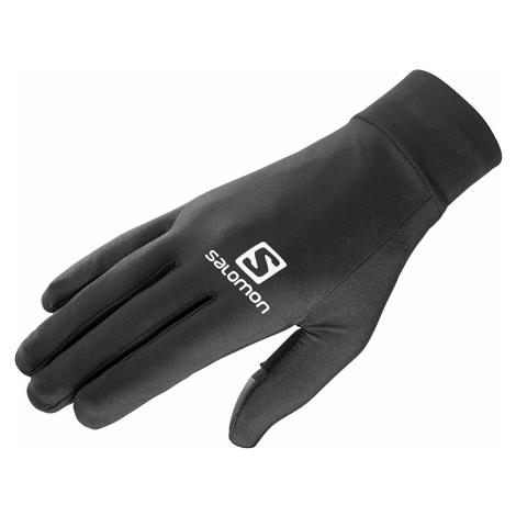 rękawice Salomon Pulse Glove U - Black/Black