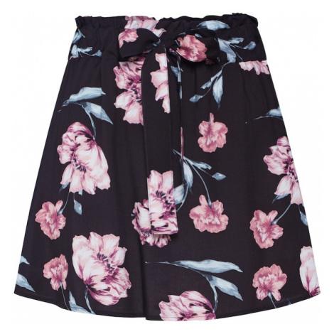 Różowe klasyczne spódnice