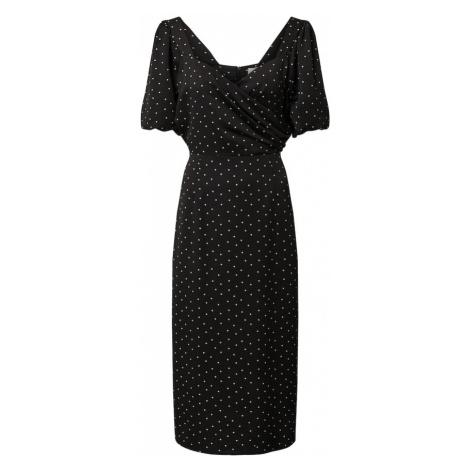 Modström Sukienka 'Elvira' biały / czarny
