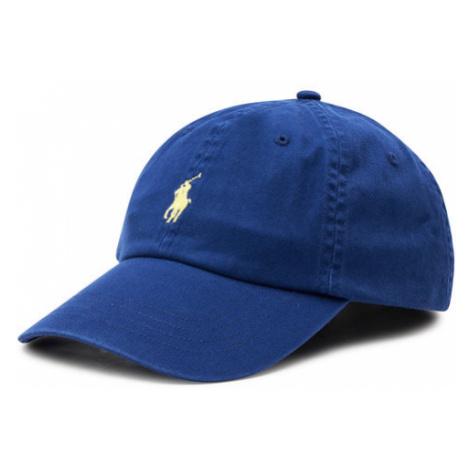 Polo Ralph Lauren Czapka z daszkiem Classic Sport Cap W 710811338005 Granatowy