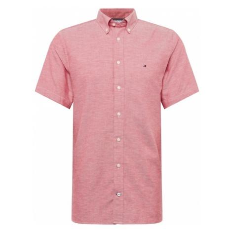 TOMMY HILFIGER Koszula różowy pudrowy