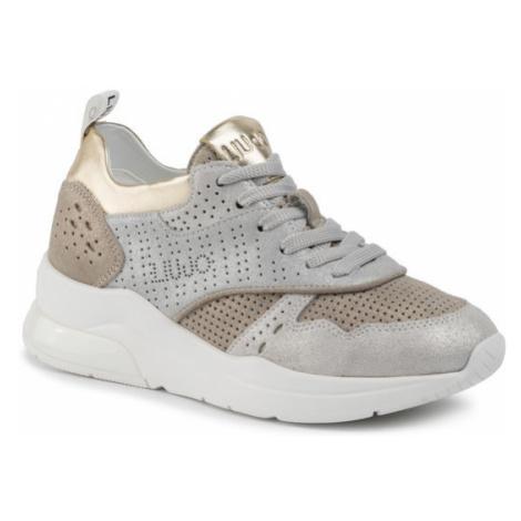 Liu Jo Sneakersy Karlie 14 BA0007 PX056 Złoty