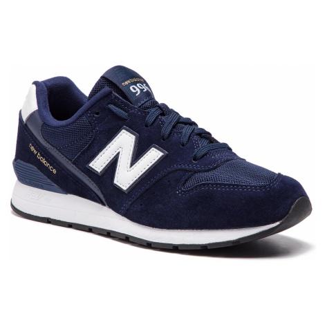 Sneakersy NEW BALANCE - MRL996PN Granatowy