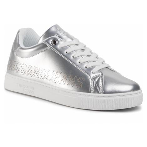 Sneakersy TRUSSARDI JEANS - 79A00465 M020