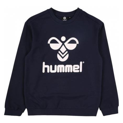 Hummel Bluza 'DOS' biały / niebieska noc