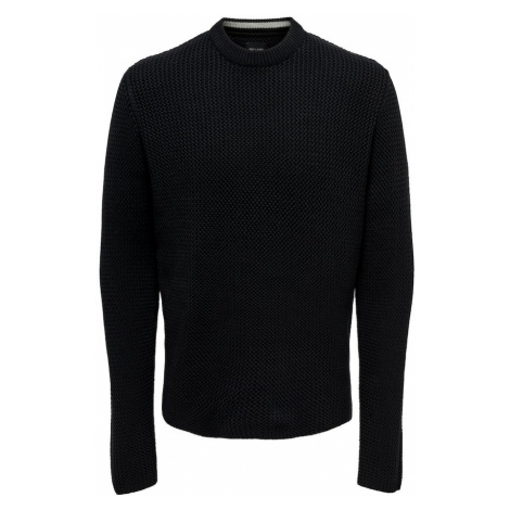 Only & Sons Sweter czarny