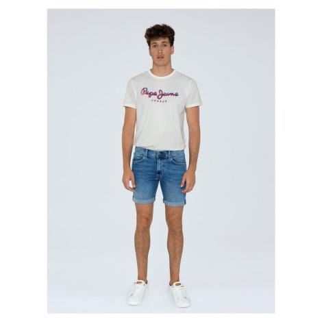 Męskie krótkie spodenki i szorty Pepe Jeans