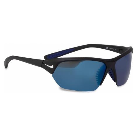Okulary przeciwsłoneczne NIKE - Skylon Ace EV1125 014 Matte Black/Grey/Grey W/Blue Sky Mirror