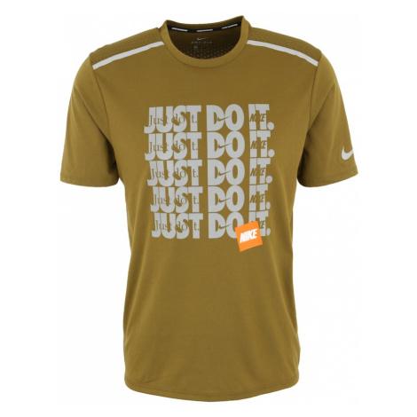 NIKE Koszulka funkcyjna 'BREATHE RISE 365' oliwkowy
