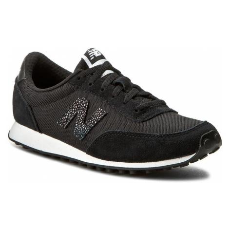 Sneakersy NEW BALANCE - WL410BL Czarny