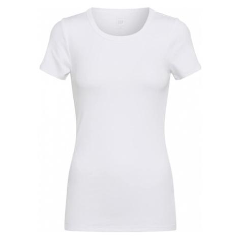 GAP Koszulka 'CREW' biały