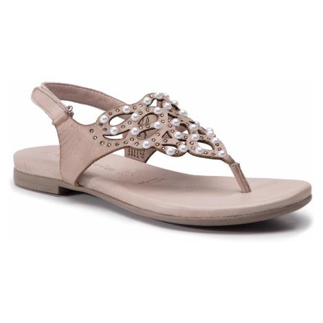 Sandały TAMARIS - 1-28147-22 Stone 205
