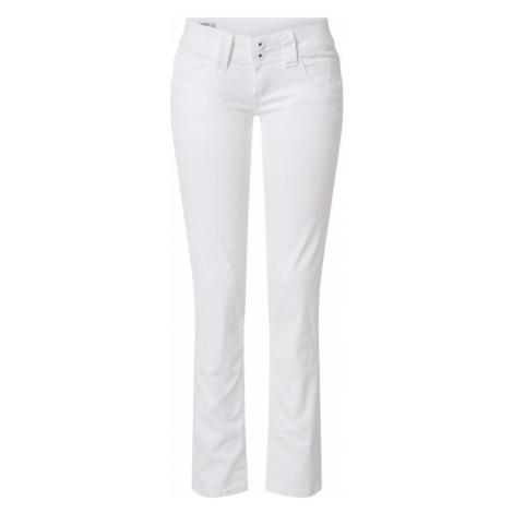 Pepe Jeans Jeansy 'Venus' biały