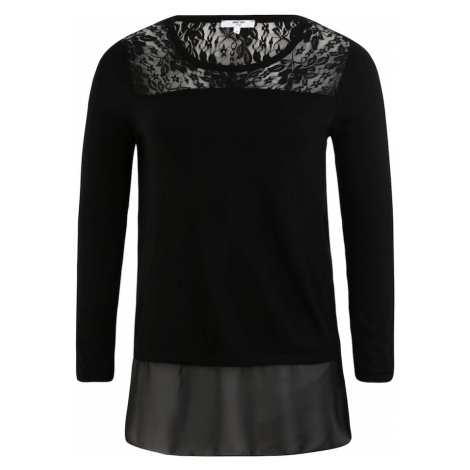 ABOUT YOU Curvy Sweter 'May' czarny