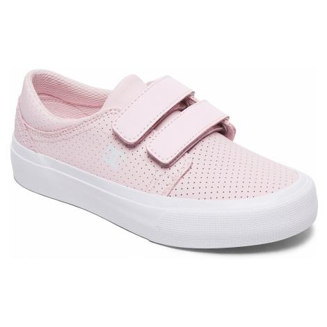 dziecięce buty DC Trase V SE - PNK/Pink