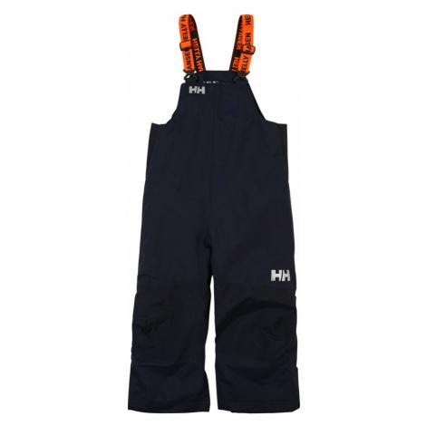 HELLY HANSEN Spodnie sportowe 'RIDER 2' granatowy / jasnoszary / pomarańczowy