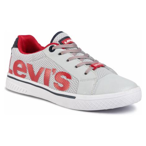Sneakersy LEVI'S - VFUT0050T White Red 0079 Levi´s