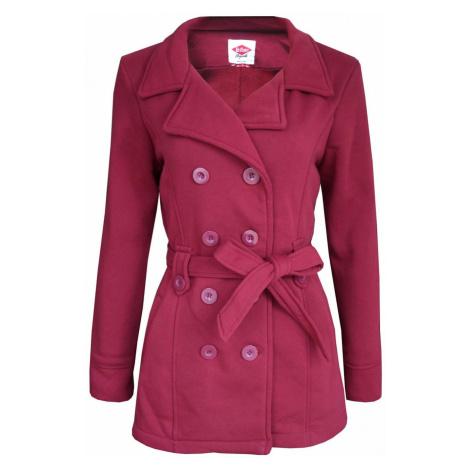 Ladies coat Lee Cooper Belt detailed