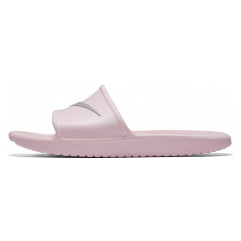 Klapki damskie Nike Kawa - Różowy