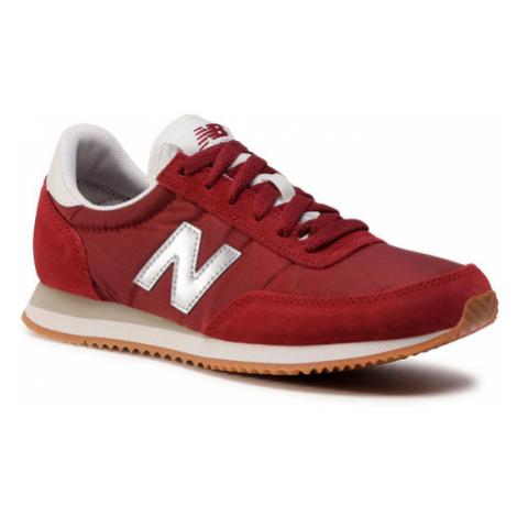 New Balance Sneakersy WL720EF Bordowy