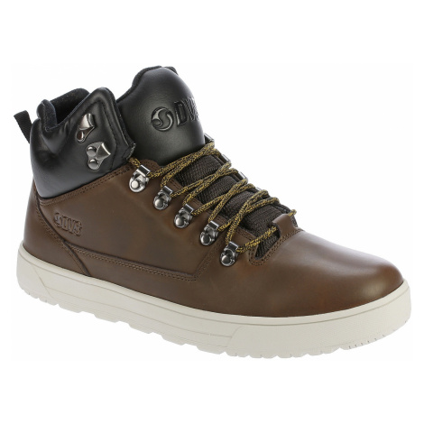 buty DVS Vanguard+ - Chocolate Brown Leather