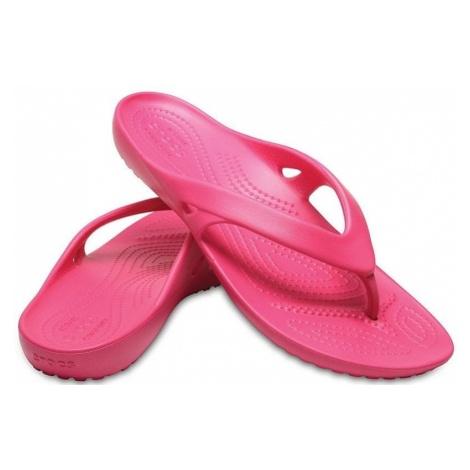 Crocs Kadee II Flip Paradise Pink 202492-6NP Ladies Flip Flops