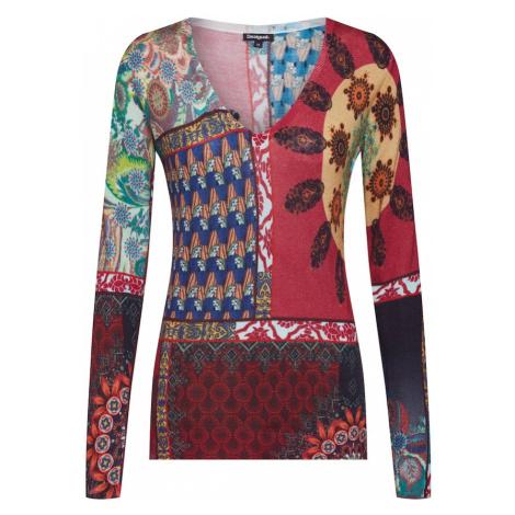 Desigual Sweter 'Jers_Michelle' mieszane kolory