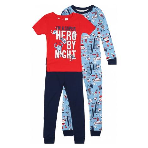 Carter's Piżama 'Red Robot' niebieski / czerwony