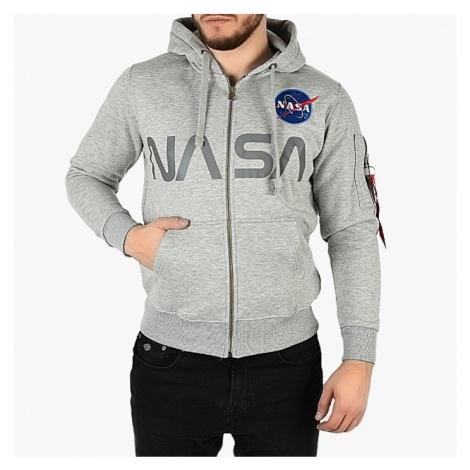 Bluza męska Alpha Industries NASA Zip Hoody 178326 17