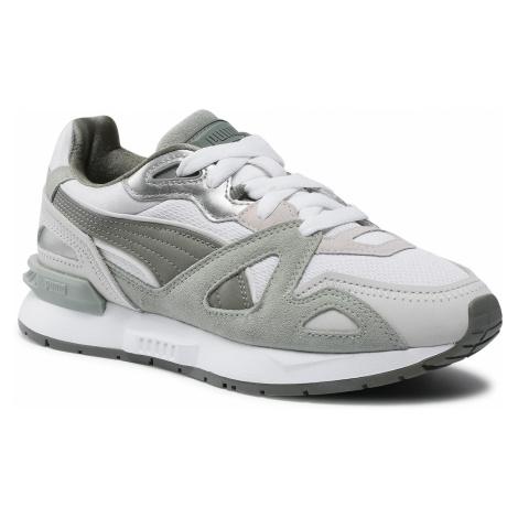 Sneakersy PUMA - Mirage Mox Metallic Wn's 375139 02 Pumawhit/Marshmallow/Vetiver