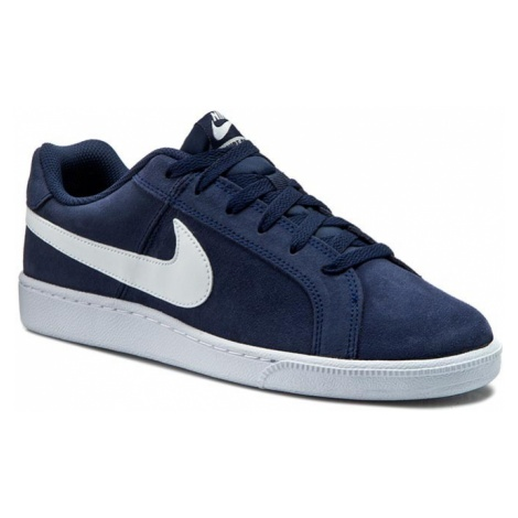 Buty NIKE - Court Royale Suede 819802 410 Midnight Navy/White
