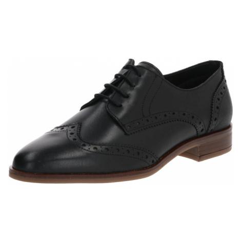 ALDO Buty sznurowane 'GUETTARDA' czarny