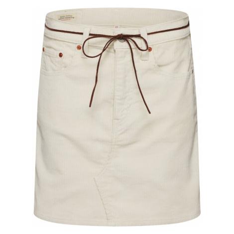 LEVI'S Spódnica 'HR DECON ICONIC SKIRT' biały Levi´s