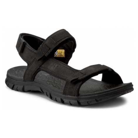Sandały CATERPILLAR - Atchison P721278 Black