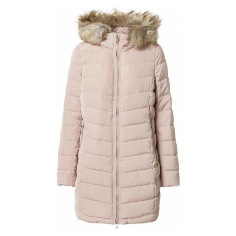 ONLY Płaszcz zimowy pudrowy