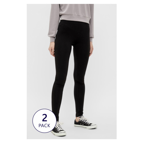 2 PACK legginsów Pieces Maja