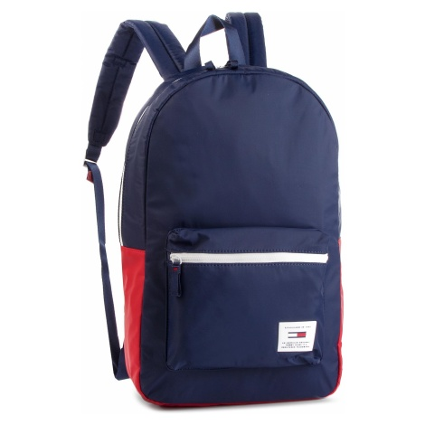 Plecak TOMMY JEANS - Tjm Urban Tech Backpack AM0AM04602 901 Tommy Hilfiger