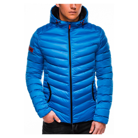 Ombre Clothing Men's mid-season quilted jacket C368