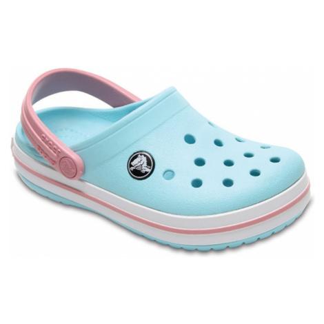 Buty Klapki Crocs Crocband 204537 ICE BLUE