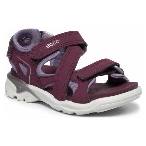 Sandały ECCO - Biom Raft 70065200113 Aubergine