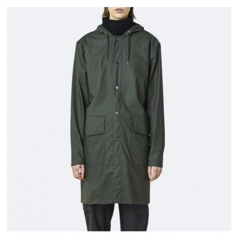 Płaszcz męski Rains Hooded Coat 1831 GREEN