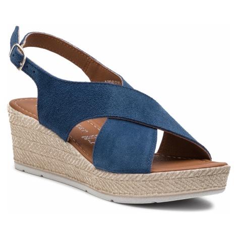 Sandały MARCO TOZZI - 2-28343-22 Denim 802