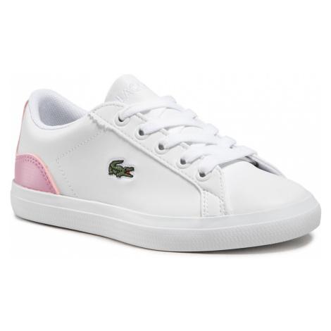 Sneakersy LACOSTE - Lerond 0120 1 Cuc 7-40CUC00131Y9 Wht/Lt Pnk