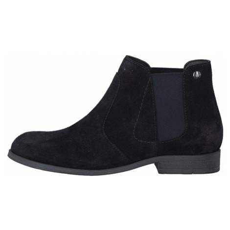 s.Oliver buty za kostkę damskie 39.0 ciemnoniebieskie