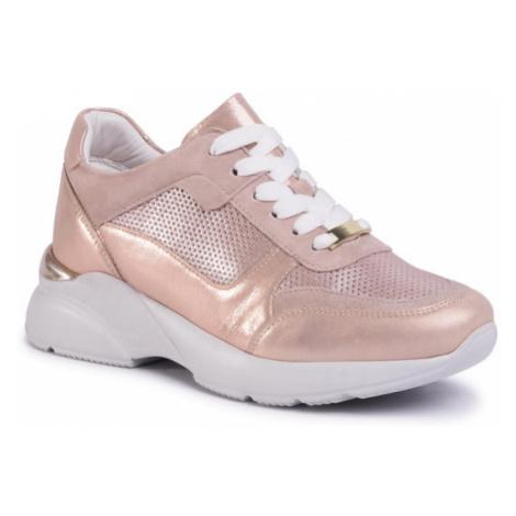 Gino Rossi Sneakersy WI16-PATTY-01 Różowy