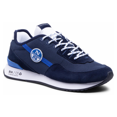 Sneakersy NORTH SAILS - RH/01 Recy -054 Navy
